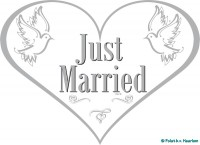 "T�rschild ""Just Married"""